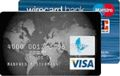Wirecard Bank Prepaid Trio Kreditkarte