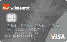 Wüstenrot Bank Visa Prepaid