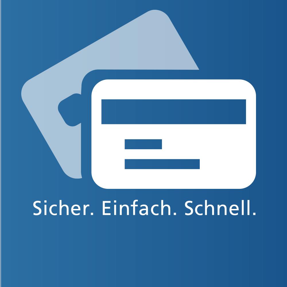 Erste Ziffern Kreditkarte