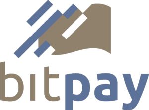Das Logo des Bitcoin payment processors.