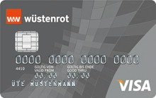 Wüstenrot Visa Classic - kostenlose (Prepaid-) Kreditkarte