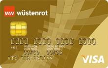 Wüstenrot VISA Gold - im 1. Jahr beitragsfrei