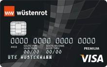 Wüstenrot VISA Premium - mit Reiseversicherung