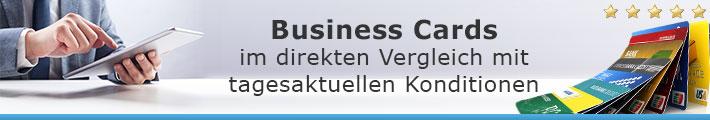 Business Cards Vergleich
