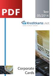 Der große Corporate Cards Test 2014
